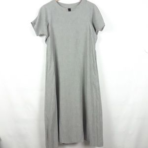 Ronen Chen 100% Linen Dress US size 4